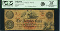 Obsoletes By State:Rhode Island, North Providence, RI - Peoples Bank $2 Jan. 1, 1862 RI-200 G8c SENC, Durand 826. PCGS Very Fine 20 Apparent.. ...
