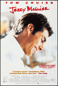 "Jerry Maguire & Others Lot (Tri-Star, 1996). Video One Sheets (18) (26"" X 39.75""-27"" X 41"")..."