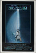 "Movie Posters:Science Fiction, Return of the Jedi (20th Century Fox, 1983). Poster (40"" X 60"").Science Fiction. ..."