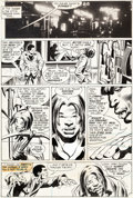 "Original Comic Art:Panel Pages, Neal Adams Green Lantern #85 ""Snowbirds Don't Fly"" Page 12Original Art (DC, 1971)...."