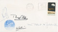 Explorers:Space Exploration, Apollo 11 Crew-Signed Launch Cover. ...