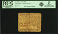 Colonial Notes:Pennsylvania, Pennsylvania May 20, 1758 5 Shillings Fr. PA-93. PCGS Fine 12Apparent.. ...