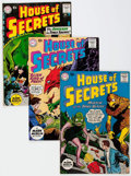 Silver Age (1956-1969):Horror, House of Secrets Group of 12 (DC, 1960-63).... (Total: 12 ComicBooks)