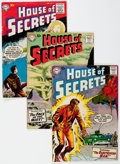 Silver Age (1956-1969):Horror, House of Secrets Group of 7 (DC, 1958-59).... (Total: 7 ComicBooks)