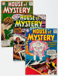 Golden Age (1938-1955):Horror, House of Mystery Group of 12 (DC, 1957-60).... (Total: 12 ComicBooks)