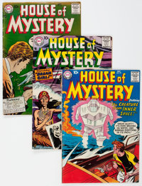 House of Mystery Group of 12 (DC, 1957-60).... (Total: 12 Comic Books)