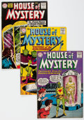 Silver Age (1956-1969):Horror, House of Mystery Group of 7 (DC, 1961-62).... (Total: 7 Items)