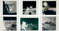 "Explorers:Space Exploration, Apollo 14: Thirteen Different Original NASA Photos including Twelve""Red Number"" Examples.... (Total: 13 Items)"