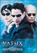 """Movie Posters:Science Fiction, The Matrix & Others Lots (Warner Brothers, 1999). Video OneSheets (35) (24""""-26"""" X 31""""-40"""") & Commercial Poster (23"""" X35"""").... (Total: 36 Items)"""