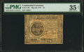 Colonial Notes:Continental Congress Issues, Continental Currency May 20, 1777 $7 PMG Choice Very Fine 35 Net.....