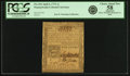 Colonial Notes:Pennsylvania, Pennsylvania April 3, 1772 1 Shilling Fr. PA-154. PCGS Choice AboutNew 58 Apparent.. ...