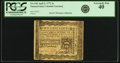 Colonial Notes:Pennsylvania, Pennsylvania April 3, 1772 2 Shillings Fr. PA-156. PCGS ExtremelyFine 40.. ...
