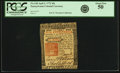 Colonial Notes:Pennsylvania, Pennsylvania April 3, 1772 40 Shillings Fr. PA-158. PCGS About New50.. ...