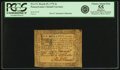 Colonial Notes:Pennsylvania, Pennsylvania March 25, 1775 4 Shillings Fr. PA-171. PCGS ChoiceAbout New 55 Apparent.. ...