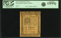 Colonial Notes:Pennsylvania, Pennsylvania March 25, 1775 14 Shillings Fr. PA-173. PCGS About New53PPQ. . ...