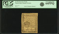 Colonial Notes:Pennsylvania, Pennsylvania October 25, 1775 3 Pence Fr. PA-181. PCGS Very ChoiceNew 64PPQ.. ...