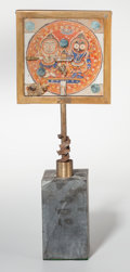 Post-War & Contemporary:Sculpture, Morris Graves (American, 1910-2001). Instruments for a NewNavigation. Cast metal, brass, glass, crystals, mica andothe...
