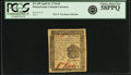Colonial Notes:Pennsylvania, Pennsylvania April 25, 1776 6 Pence Fr. PA-199. PCGS Choice AboutNew 58PPQ.. ...