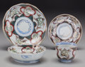 Asian:Japanese, A Twenty-Six Piece Japanese Imari Porcelain Service for Seven,. 8inches diameter (20.3 cm) (largest). ... (Total: 7 Items)