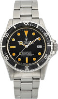 "Timepieces:Wristwatch, Rolex Ref. 1665 ""Great White"" Sea-Dweller Oyster Perpetual Date,circa 1979. ..."