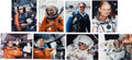 "Autographs:Celebrities, Space Shuttle Astronauts Collection of Eight Signed Color Photos:Charles Bolden, Dick Covey (Two), Robert ""Hoot"" Gibson, Fred...(Total: 8 Items)"