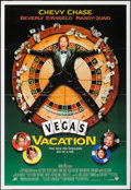 """Movie Posters:Comedy, Vegas Vacation & Others Lot (Warner Brothers, 1997). One Sheets(3) (27"""" X 40"""") SS & DS, & Video Mini Posters (2) (13"""" X19""""... (Total: 5 Items)"""