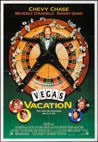 "Vegas Vacation & Others Lot (Warner Brothers, 1997). One Sheets (3) (27"" X 40"") SS & DS, &..."
