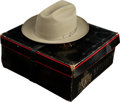 Political:Presidential Relics, Lyndon B. Johnson: Trademark Hat....