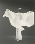 Photography:20th Century, Mark Shaw (American, 1922-1969). Vanity Fair Butterfly Robe Back, posthumous printing 2008. Gliceé print on Hahnemule ph...