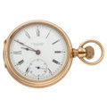 Timepieces:Pocket (pre 1900) , E. Howard & Co. Boston, No. 403878. ...