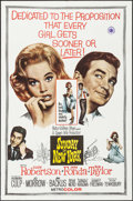"""Movie Posters:Comedy, Sunday in New York & Others Lot (MGM, 1964). One Sheets (4)(27"""" X 41""""). Comedy.. ... (Total: 4 Items)"""