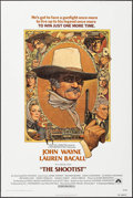 "Movie Posters:Western, The Shootist (Paramount, 1976). One Sheet (27"" X 41""). Western.. ..."