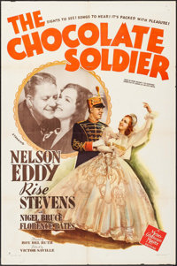 """The Chocolate Soldier (MGM, 1941). One Sheet (27"""" X 41"""") Style D. Musical"""
