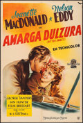 """Movie Posters:Musical, Bitter Sweet (MGM, 1941). Argentinean Poster (29"""" X 43""""). Musical.. ..."""