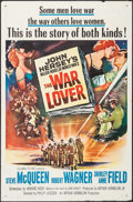 "Movie Posters:War, The War Lover & Other Lot (Columbia, 1962). One Sheets (2) (27""X 41""). War.. ... (Total: 2 Items)"
