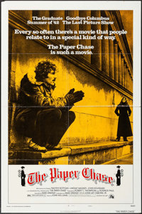 """The Paper Chase & Others (20th Century Fox, 1973). One Sheets (3) (27"""" X 41"""") Style A & Canadi..."""