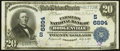 National Bank Notes:Kentucky, Hodgenville, KY - $20 1902 Plain Back Fr. 650 The Farmers NB Ch. #(S)6894. ...
