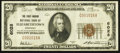National Bank Notes:Kentucky, Elizabethtown, KY - $20 1929 Ty. 1 The First-Hardin NB Ch. # 6028....