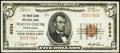 National Bank Notes:Pennsylvania, Mauch Chunk, PA - $5 1929 Ty. 1 The Mauch Chunk NB Ch. # 6534. ...