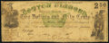 Jackson, MS- Cotton Pledged State of Mississippi $2.50 May 1, 1862