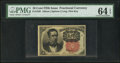 Fractional Currency:Fifth Issue, Fr. 1265 10¢ Fifth Issue PMG Choice Uncirculated 64 EPQ.. ...