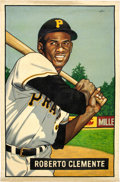 "Baseball Collectibles:Others, 2015 Roberto Clemente ""Card that Never Was"" Original Artwork byArthur Miller.. ..."