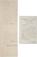 Miscellaneous:Ephemera, Graham County, Arizona: Petition for Writ of Habeas Corpus. ...