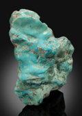 "Minerals:Cabinet Specimens, ""Sleeping Beauty"" Turquoise Nugget. Copper Cities Mine (SleepingBeauty Mine; Lost Gulch Mine; Yellow Metal Mine; Diamond-..."