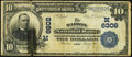 Marion, OH - $10 1902 Date Back Fr. 616 The Marion NB Ch. # (M)6308