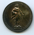 Betts Medals, (1826) Tristram Coffin Medal, Betts-533, Cast....