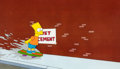 Animation Art:Production Cel, The Simpsons Bart Production Cel Setup (Fox, 1990)....