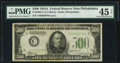 Fr. 2202-C $500 1934A Mule Federal Reserve Note. PMG Choice Extremely Fine 45 Net