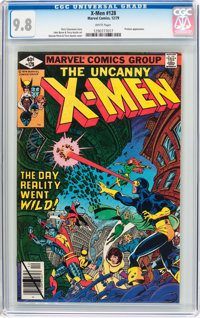 X-Men #128 (Marvel, 1979) CGC NM/MT 9.8 White pages