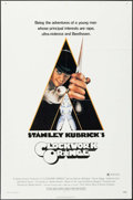 """Movie Posters:Science Fiction, A Clockwork Orange (Warner Brothers, 1971). One Sheet (27"""" X 41"""") X-Rated Version. Science Fiction.. ..."""